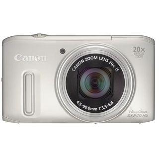 Canon PowerShot SX240 HS silber