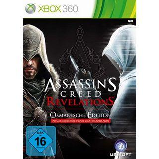 Assassin's Creed - Revelations Osmanische Edition (XBox 360)
