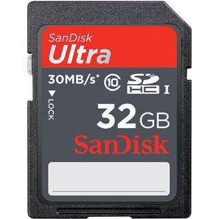 32 GB SanDisk Ultra SDHC Class 10 Bulk