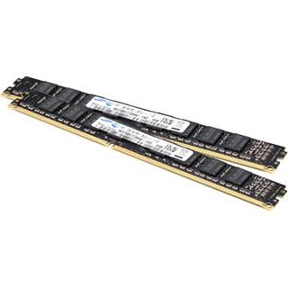 8GB Samsung Green Series DDR3-1600 DIMM CL11 Dual Kit
