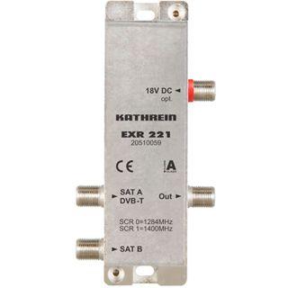Kathrein Einkabel-Mini-Multischalter EXR 221