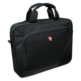 Port Tasche Designs BOSTON IV + Wired Mouse schwarz bis 17,3