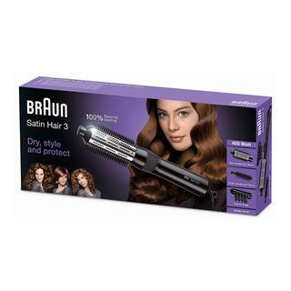 Braun Warmluftlockenbürste Satin Hair 3 AS 330