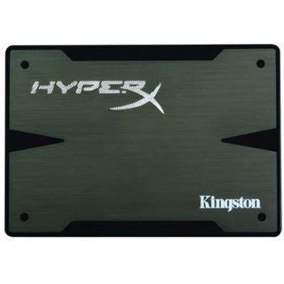 "90GB Kingston HyperX 3K 2.5"" (6.4cm) SATA 6Gb/s MLC synchron"