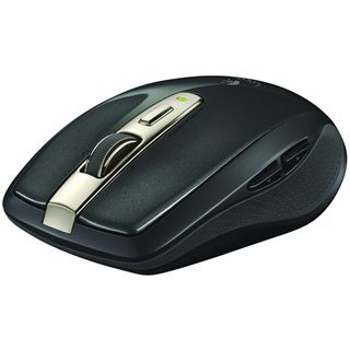 Logitech Anywhere Mouse MX refresh USB schwarz (kabellos)