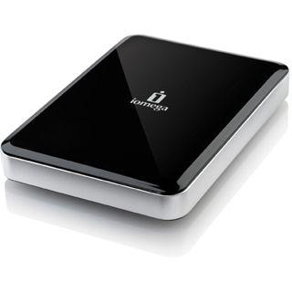 500GB Iomega eGo Portable USB 3.0 schwarz