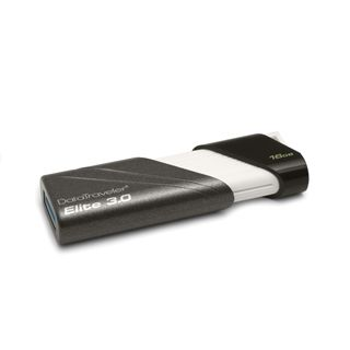 16 GB Kingston Datatraveler Elite schwarz USB 3.0