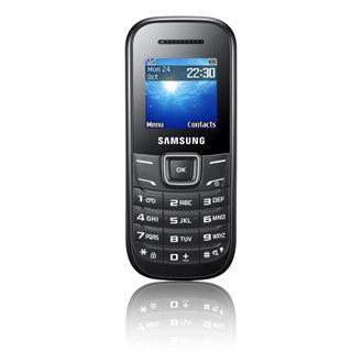 Samsung E1200 schwarz