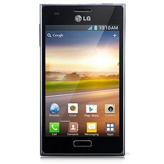 LG Electronics Optimus L5 E610 4 GB schwarz