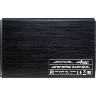 "Inter-Tech Coba Nitrox Xtended GD25633 2.5"" (6,35cm) USB 3.0"