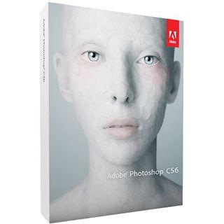 Adobe Photoshop CS6, Update von CS5 32/64 Bit Deutsch Grafik Update