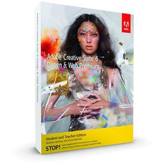 Adobe Creative Suite 6.0 Design und Web Premium Deutsch Grafik