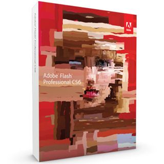 Adobe Flash Professional CS6 64 Bit Deutsch Grafik Vollversion PC (DVD)
