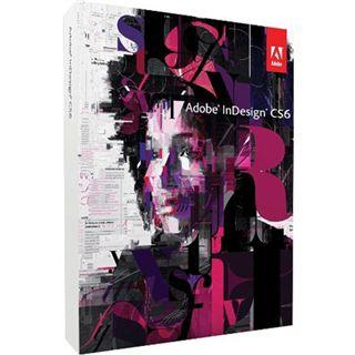 Adobe InDesign CS6 64 Bit Deutsch Grafik Vollversion PC (DVD)
