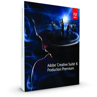 Adobe Creative Suite 6.0 Production Premium 64 Bit Deutsch Grafik