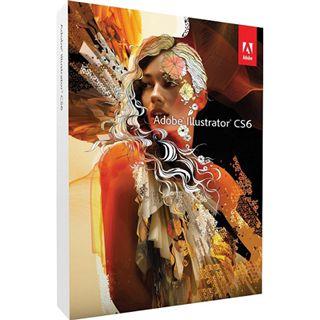 Adobe Illustrator CS6 32/64 Bit Deutsch Grafik FPP PC (DVD)