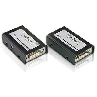 ATEN Technology VE600A 1-fach DVI-Grafikverlängerung über LAN