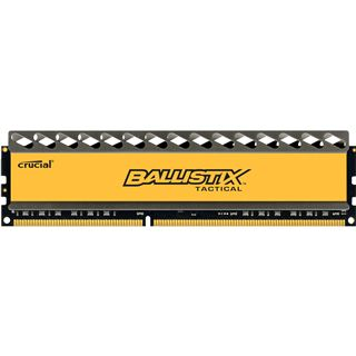 4GB Crucial Ballistix Tactical DDR3-1333 DIMM CL7 Single
