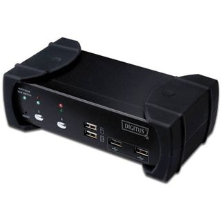 Digitus DS-12820 2-fach Desktop KVM-Switch