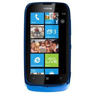 Nokia Lumia 610 8 GB cyan