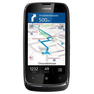 Nokia Lumia 610 schwarz