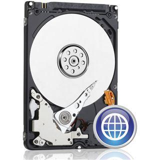 """320GB WD Blue WD3200LPVT 8MB 2.5"""" (6.4cm) SATA 3Gb/s"""