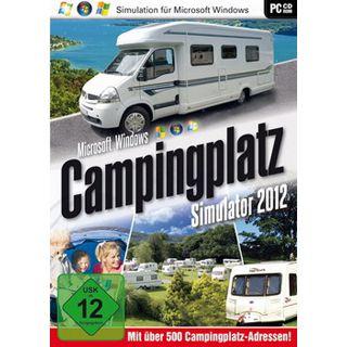 Campingplatz Simulator 2012 (PC)
