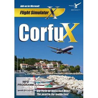 Flight Simulator X - Corfu X (PC)