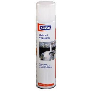 Xavax Edelstahl-Pflegespray, 300 ml