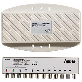 Hama Sat-Multischalter 4/8
