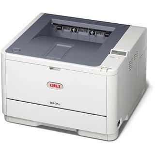 OKI B401d S/W Laser Drucken Parallel/USB 2.0