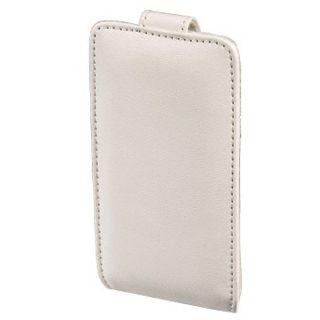 Hama MP3-Fenstertasche Flip Case für iPod touch 4G, Weiß