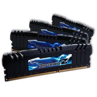 16GB G.Skill RipJawsZ DDR3-2400 DIMM CL10 Quad Kit
