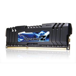 8GB G.Skill RipJawsZ DDR3-2400 DIMM CL10 Dual Kit