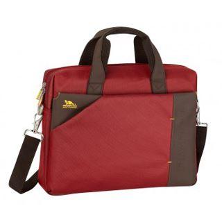 "Riva Case NB Tasche Riva 8130 dark red 15,6"""
