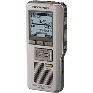 Olympus DS-2500 digitaler Voice Recorder