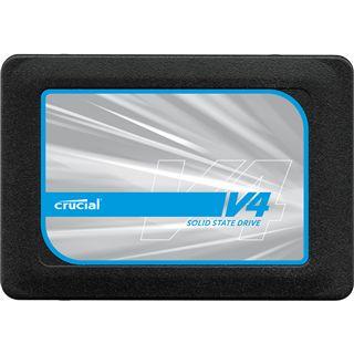 """64GB Crucial V4 2.5"""" (6.4cm) SATA 3Gb/s MLC asynchron"""