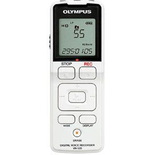 Olympus VN-520 ohne Batterien