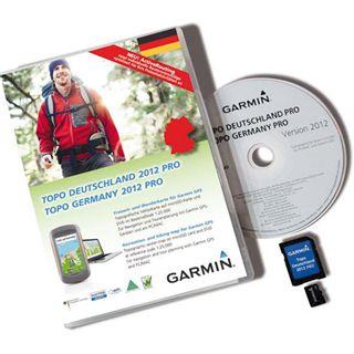 Garmin Topo Deutschland 2012
