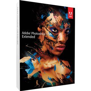 Adobe Photoshop Extended CS6 - MediaKit Deutsch nur Datenträger