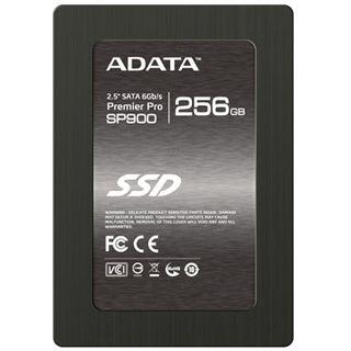 "256GB ADATA Premier Pro SP900 2.5"" (6.4cm) SATA 6Gb/s MLC asynchron (ASP900S3-256GM-C)"