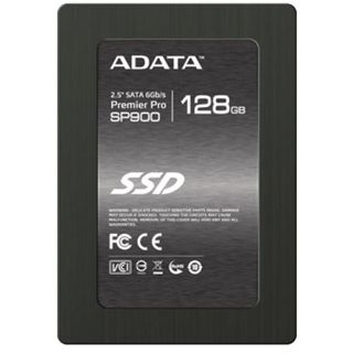 "128GB ADATA Premier Pro SP900 2.5"" (6.4cm) SATA 6Gb/s MLC asynchron (ASP900S3-128GM-C)"