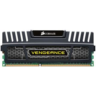 8GB Corsair Vengeance schwarz DDR3-1600 DIMM CL9 Single