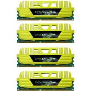 32GB GeIL EVO Corsa DDR3-1333 DIMM CL9 Quad Kit