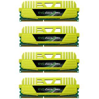 32GB GeIL EVO Corsa DDR3-1600 DIMM CL10 Quad Kit