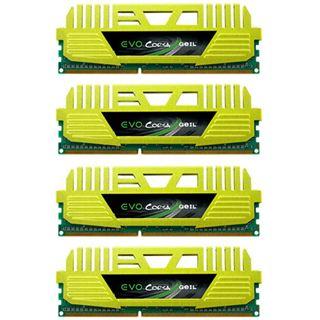 32GB GeIL EVO Corsa Quad Channel DDR3-2400 DIMM CL10 Quad Kit