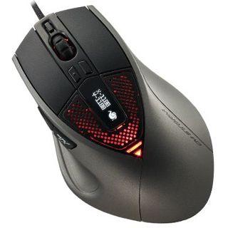 CM Storm Sentinel Advance II Mouse USB schwarz (kabelgebunden)