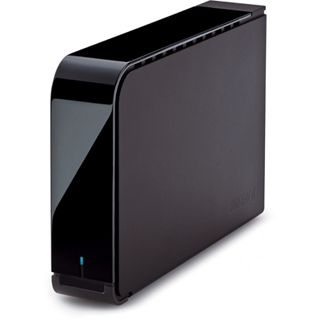 "3000GB Buffalo DriveStation HD-LB3.0TU2-EU 3.5"" (8.9cm) USB 2.0 schwarz"