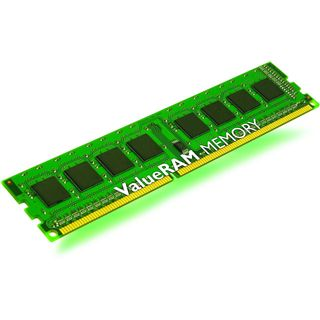4GB Kingston ValueRAM Intel DDR3-1600 ECC DIMM CL11 Single