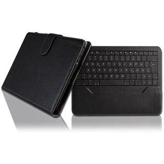 KeySonic KSK-3040 iBT Bluetooth Deutsch schwarz (kabellos)